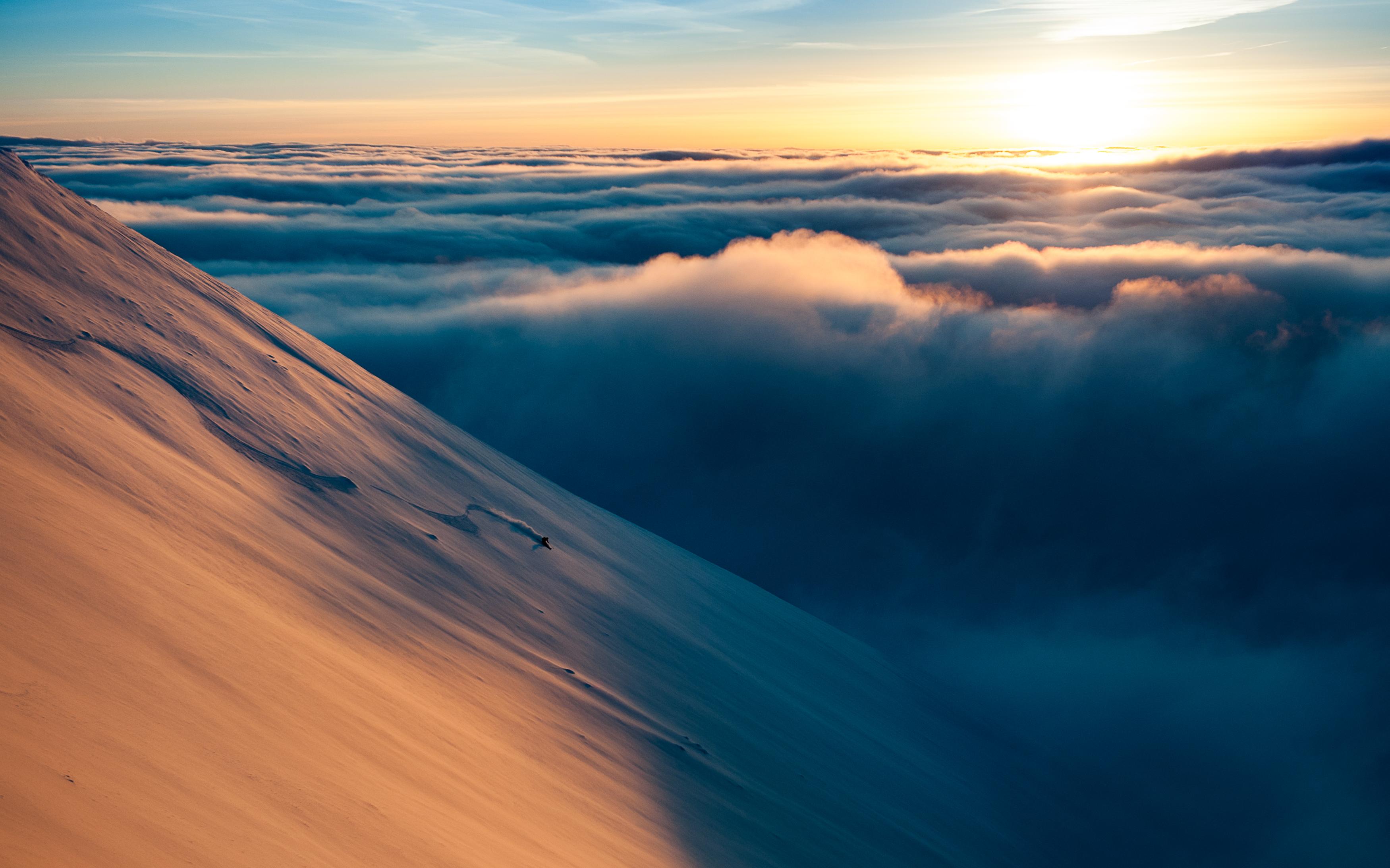 Ski 1 million ascend meters in 10 years.
