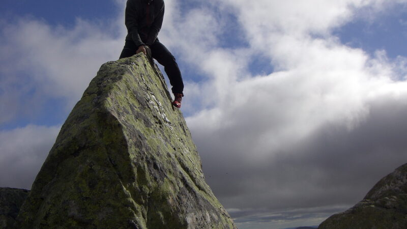 40 Summits – 7 Days.