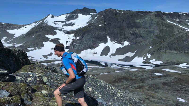 Syltraversen Speed Record Summer 2019