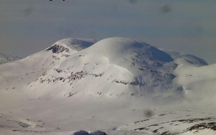 Skäckerfjällen All 16 Summits. New Record